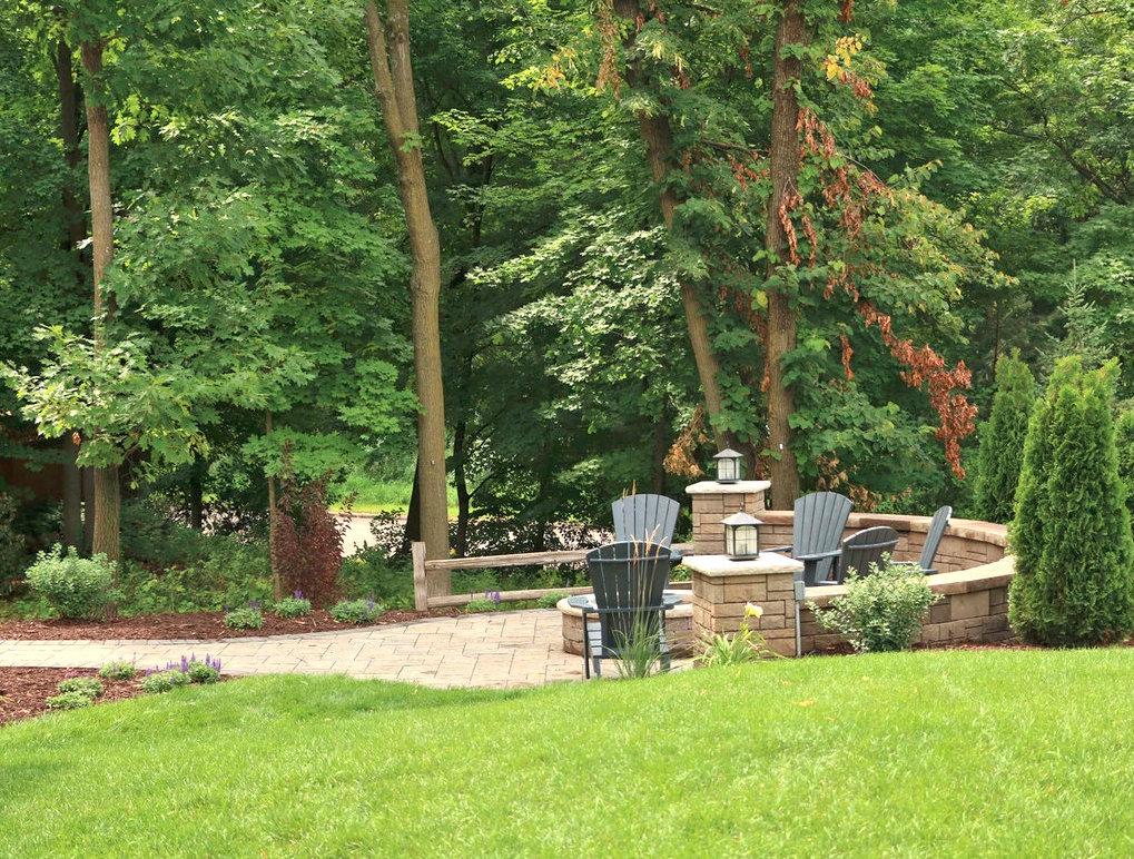 Chaska Backyard Patio