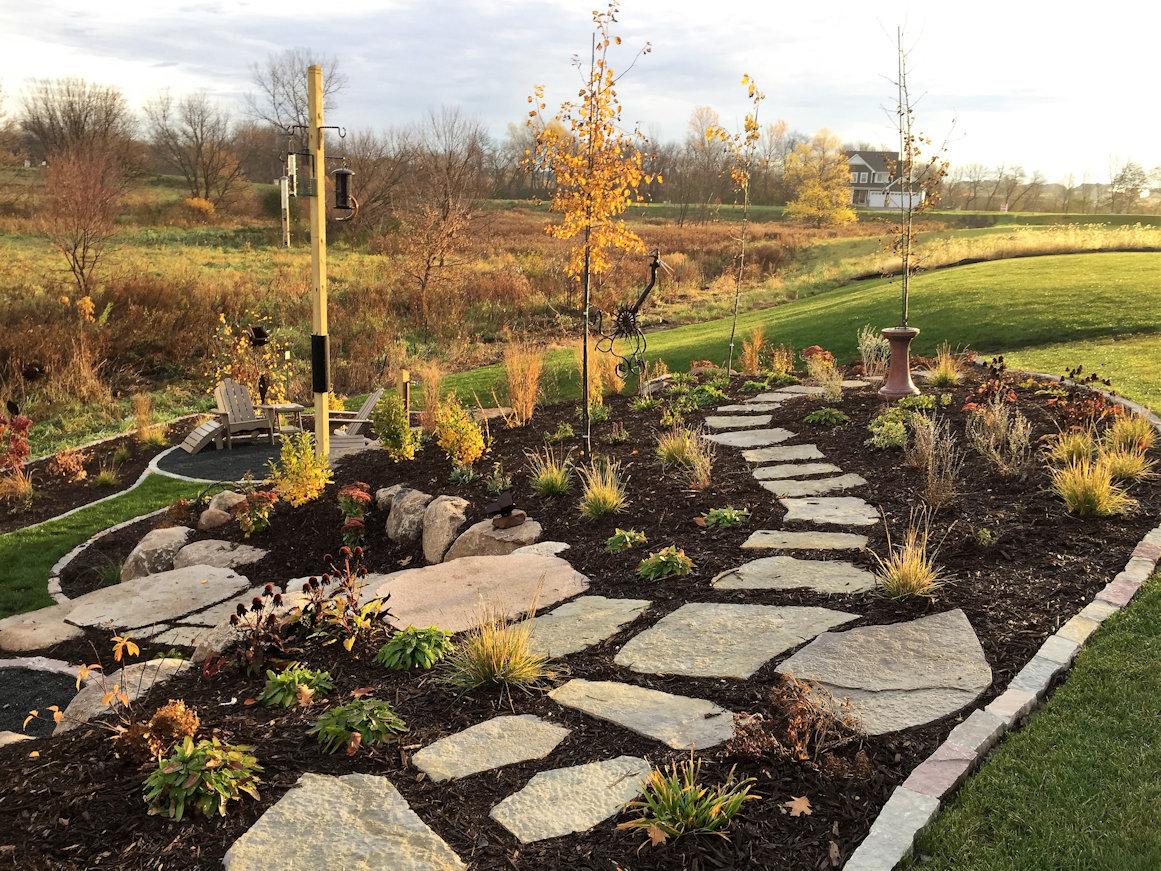 Victoria Terraced Garden