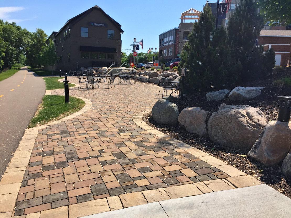 Victoria Bayfront Plaza