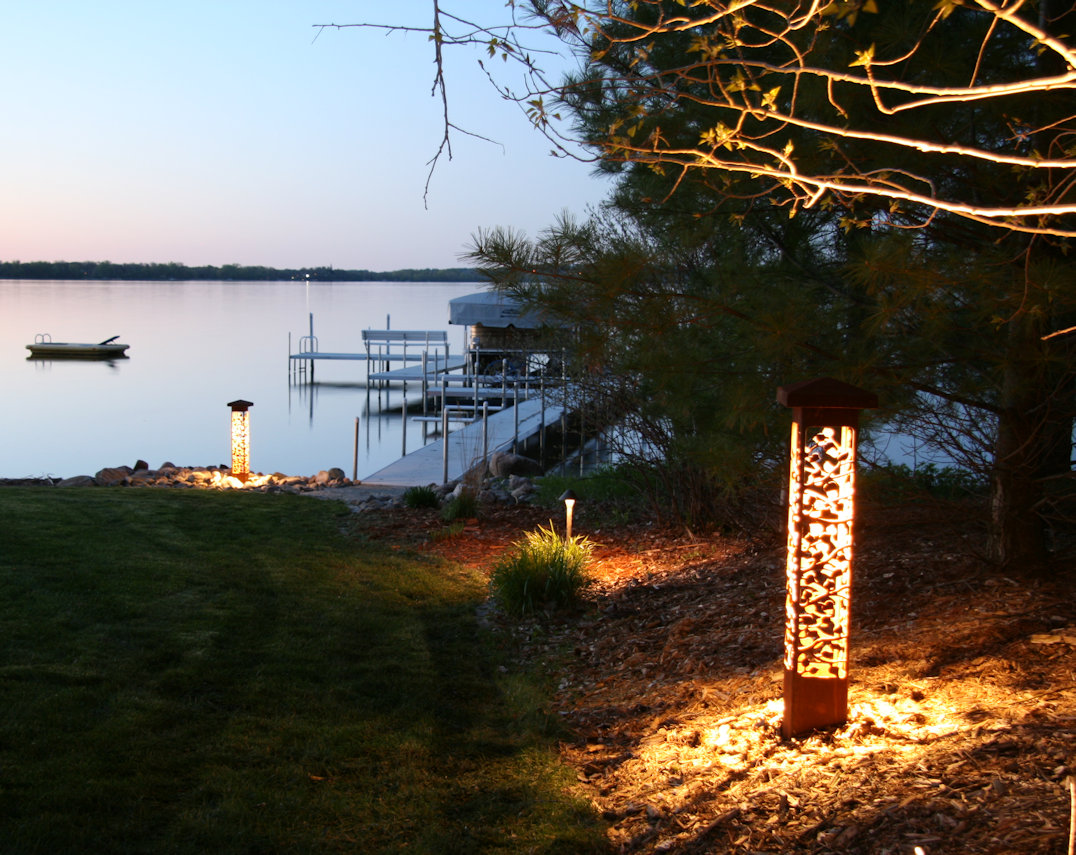 Hartman Companies Landscape features
